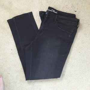 Universal thread black jeans